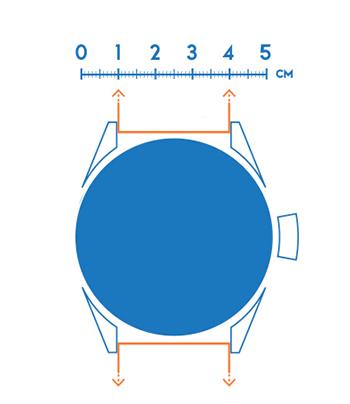 Universele Horlogebanden