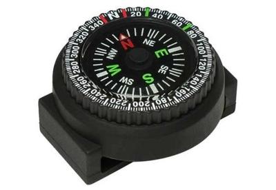 Luminox kompas voor op horlogeband