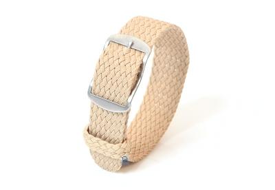 Perlon horlogeband 16mm Beige