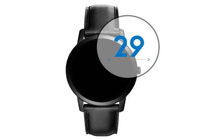 Universele screenprotector horloges - 29mm