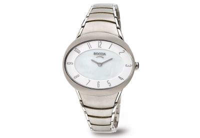 Boccia 3165-10 horlogeband titanium
