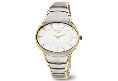Boccia 3165-11 horlogeband titanium