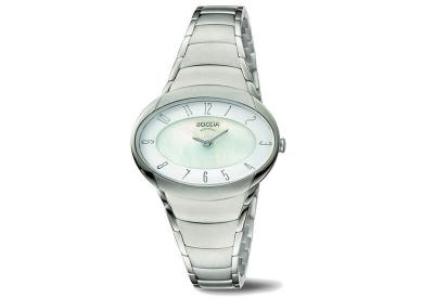 Boccia 3255-03 horlogeband titanium