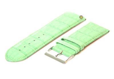 Horlogeband 28mm groen