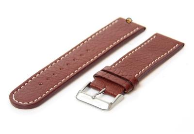 Tauchmeister 1937 horlogeband 22mm bruin