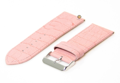 Horlogeband 30mm roze