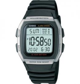 Casio horlogeband W-96H-1A / 2A / 9A