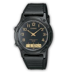 Casio horlogeband AW-49H-1B