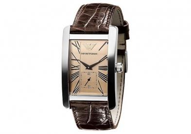 Armani horlogeband AR0154