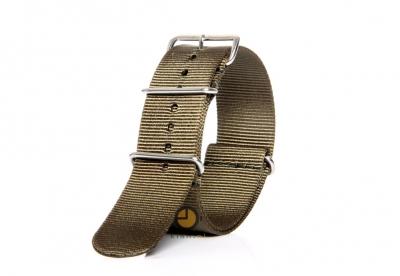 Horlogeband 24mm nato