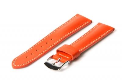 Horlogeband 14mm oranje