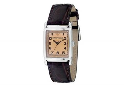 Armani horlogeband AR0204