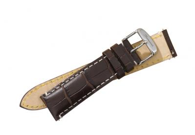 Fromanteel horlogeband dark brown