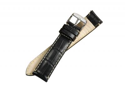 Fromanteel horlogeband large black