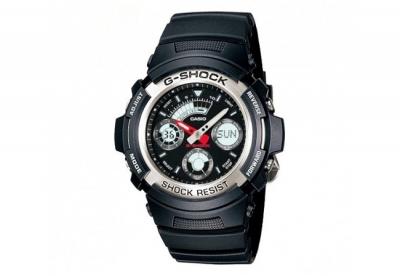 Casio horlogeband AW-590-1AER