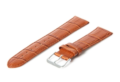 Horlogeband 14mm bruin