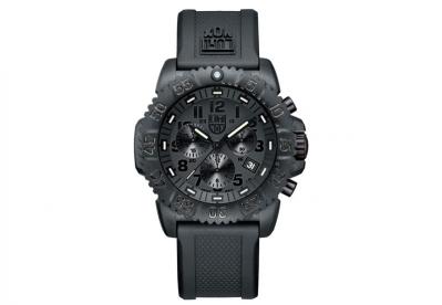 Luminox horlogeband A.3081.BO Navy Seal Black Out