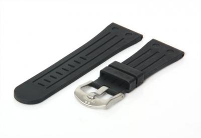Horlogeband TW STEEL Goliath 30mm zwart rubber