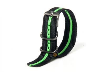 Luminox horlogeband FN.3950.61 zwart groen