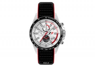 Jacques Lemans horlogeband F-5007 Zwart