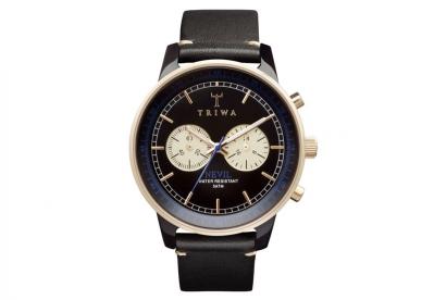 Triwa horlogeband Nevil Blue Raven Tärnsjö