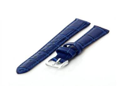Horlogeband 14mm blauw