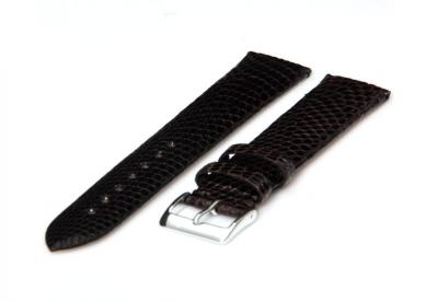 Horlogeband 14mm Zwart