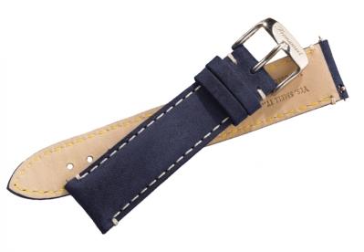 Fromanteel horlogeband vintage blue