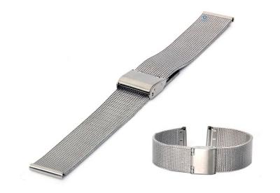Milanese horlogeband 20mm fijn
