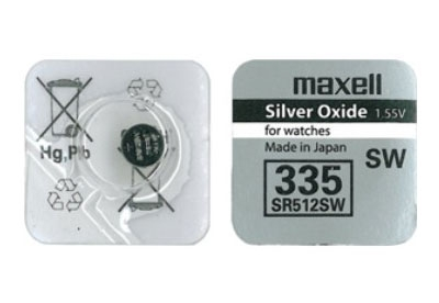 Maxell 335/SR512
