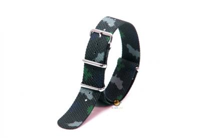 Hypergrand horlogeband 20mm Rorschach