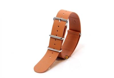 Hypergrand horlogeband 22mm Honey Brown