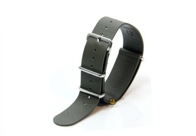 Hypergrand horlogeband 22mm Oxley Green