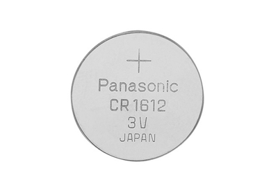 Panasonic batterij CR1612