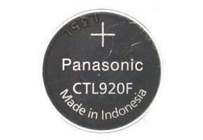 Panasonic CTL920 oplaadbare batterij