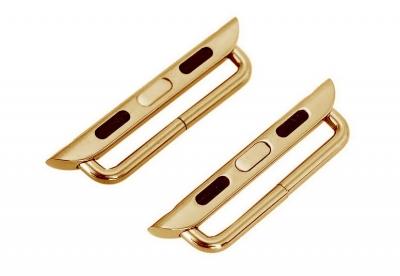 Apple watch adapter goud (42mm/44mm) - 24MM