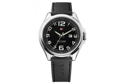 Tommy Hilfiger horlogeband TH1790910 zwart