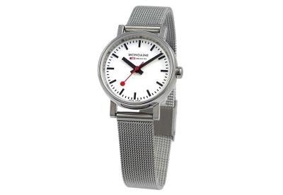 Mondaine 12mm milanese horlogeband