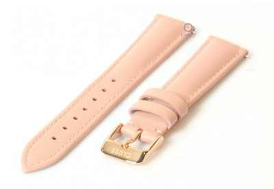 Cluse horlogeband Minuit roze CLS304