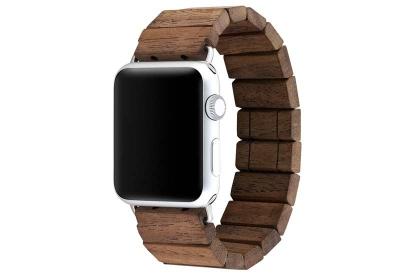 WeWOOD 'The Trift' houten horlogeband exclusief voor Apple