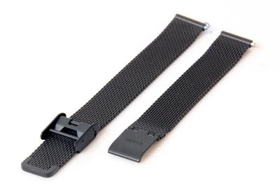 Cluse horlogeband La Vedette milanees zwart CLS504