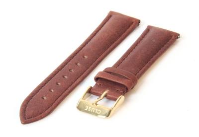 Cluse horlogeband La Bohéme bruin CLS022
