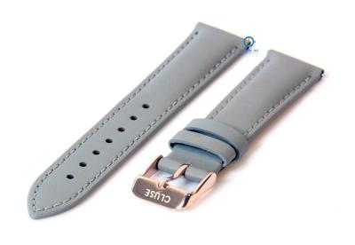 Cluse horlogeband La Bohéme grijs CLS019