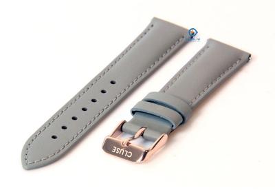 Cluse horlogeband La Vedette grijs CLS506