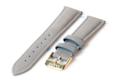 Cluse horlogeband La Bohéme grijs CLS029