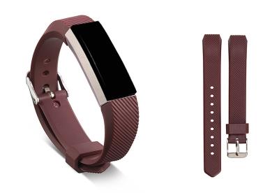 Fitbit Alta horlogeband bruin