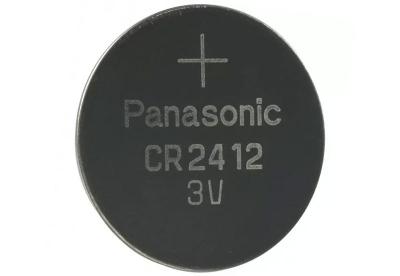 Panasonic (horloge)batterij CR2412