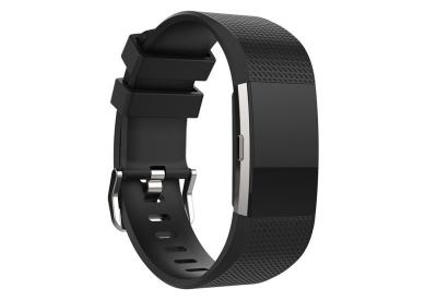 Fitbit Charge 2 horlogeband zwart