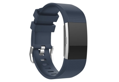 Fitbit Charge 2 horlogeband donker blauw