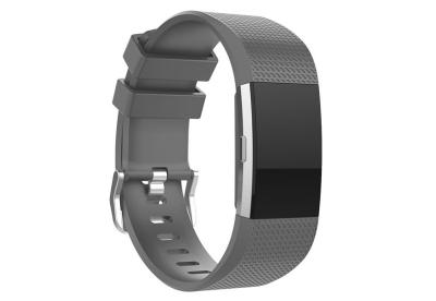Fitbit Charge 2 horlogeband grijs